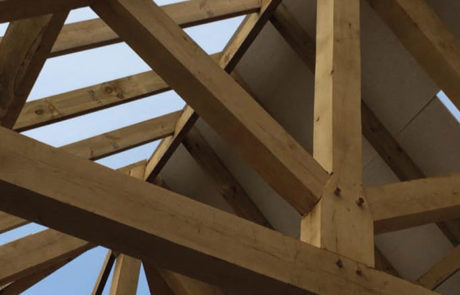 RJ Matravers Roof beams and trusses